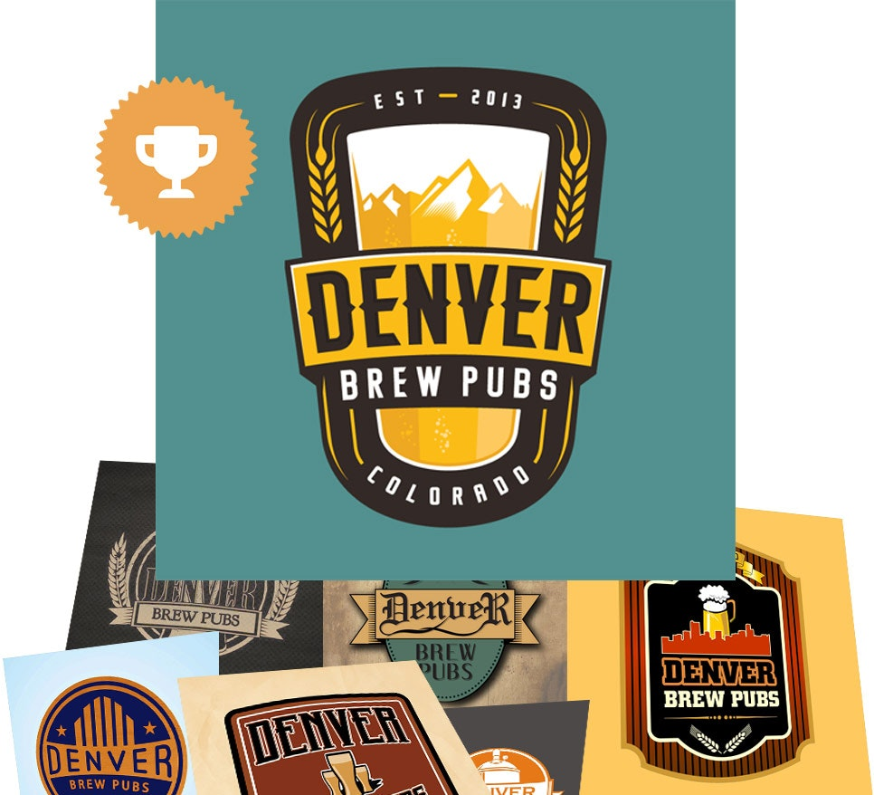 Denver co logo design