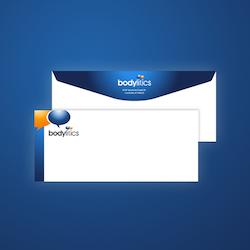 Logo design for Bodylitics by pecas
