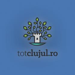 Logo design for TotClujul.ro by Corne