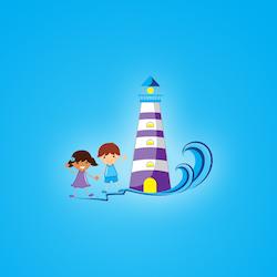 Logo design for Sound Smiles Pediatric Dentistry by Fi2 Design