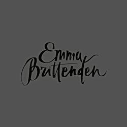 Logo design for Emma Brittenden by Kurt Bzzz