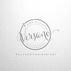 Logo design for Versano Photography by Versano Photography