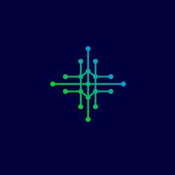 Logo design for 584mLo by VectoruX