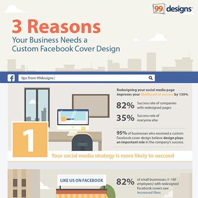 Facebook cover design tips