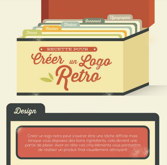 Découvrez nos conseils pour donner un petit côté vintage à votre logo !