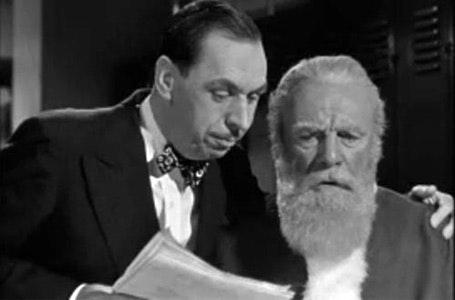 El magnate de los negocios Mr. Shellhammer le dice a Kris Kringle que consiga que los niños pidan por Navidad lo que ellos tienen en stock.