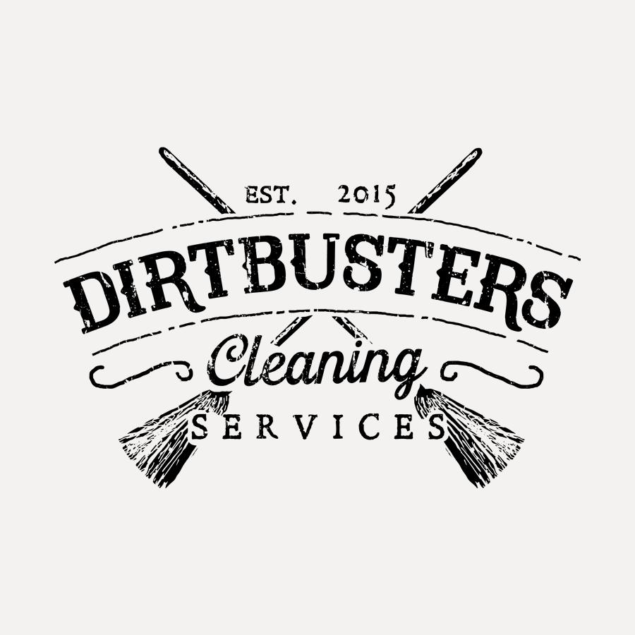 cleaning logo design header