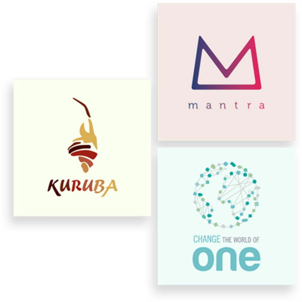 community & non-profit logo examples