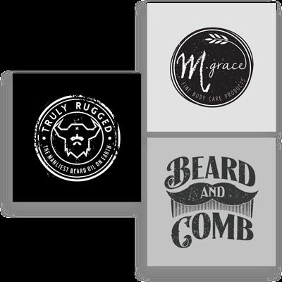cosmetics & beauty logo examples