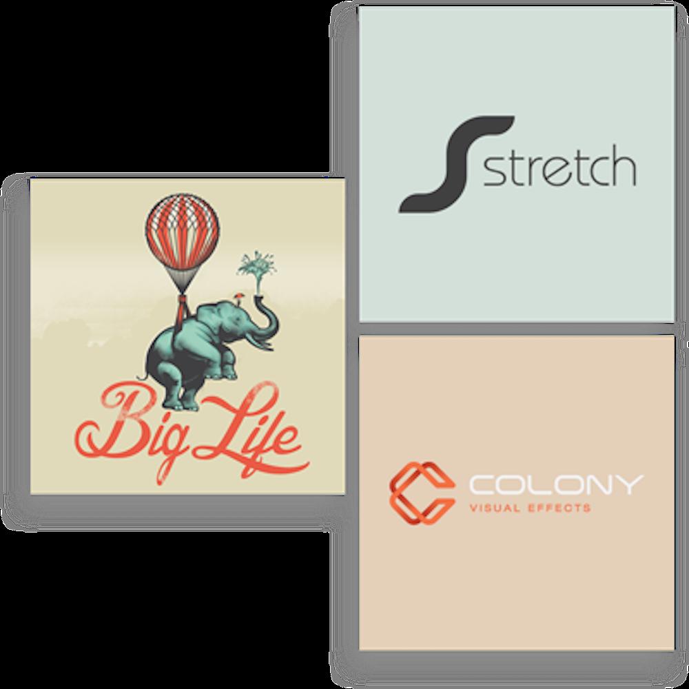 entertainment logo examples