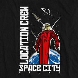 空间城市电影的标志设计由pmo