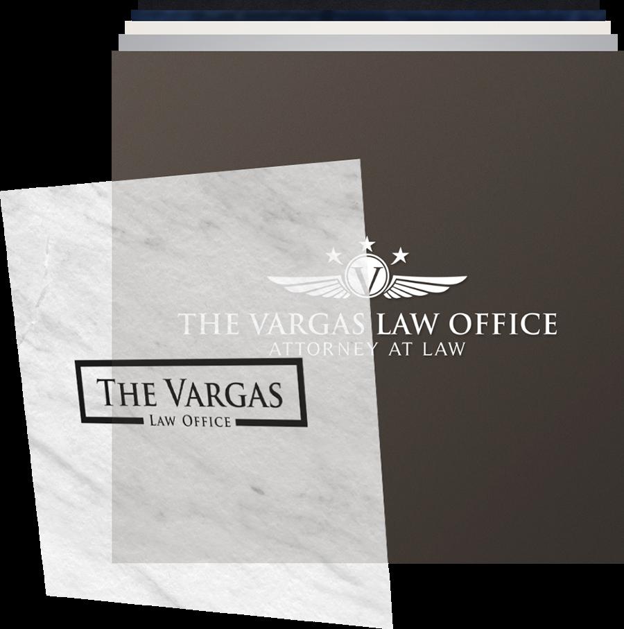 attorney & law logo design header