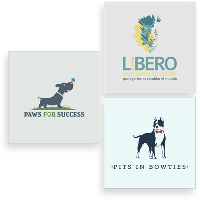 animals & pets logo examples