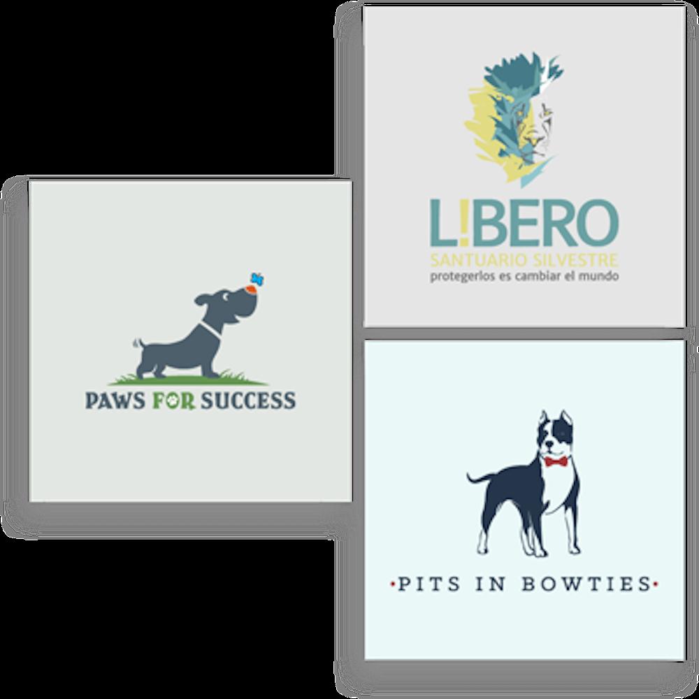 animals & pets logo examples