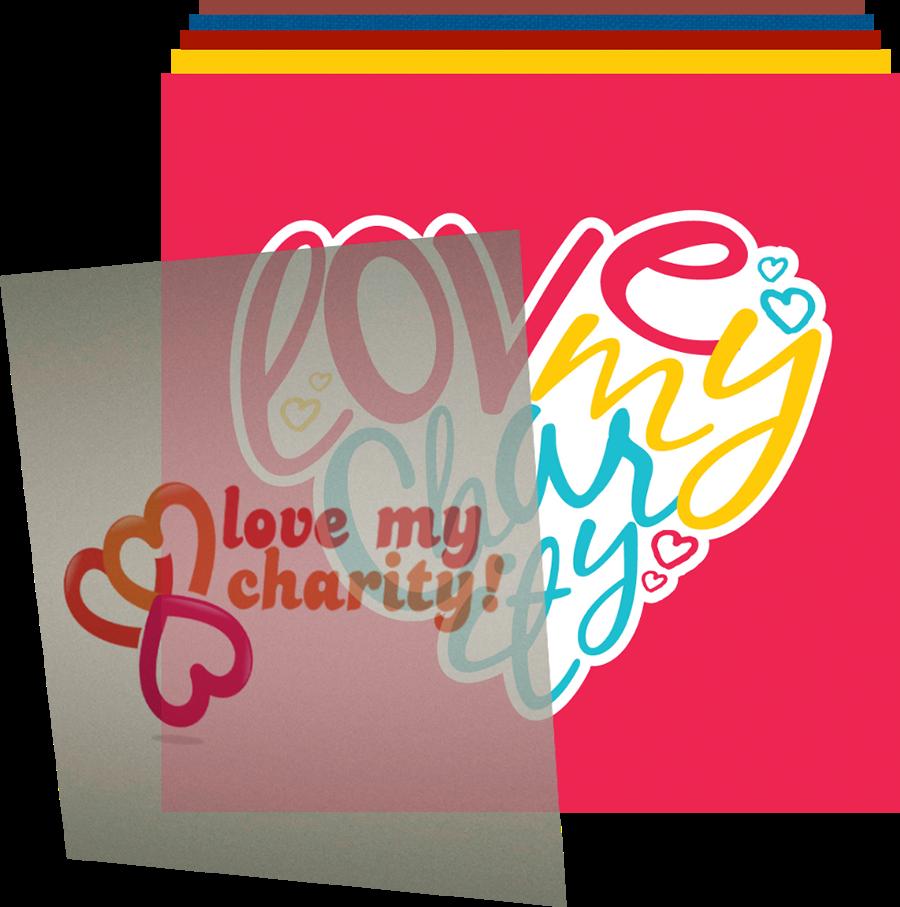 community & non-profit logo design header
