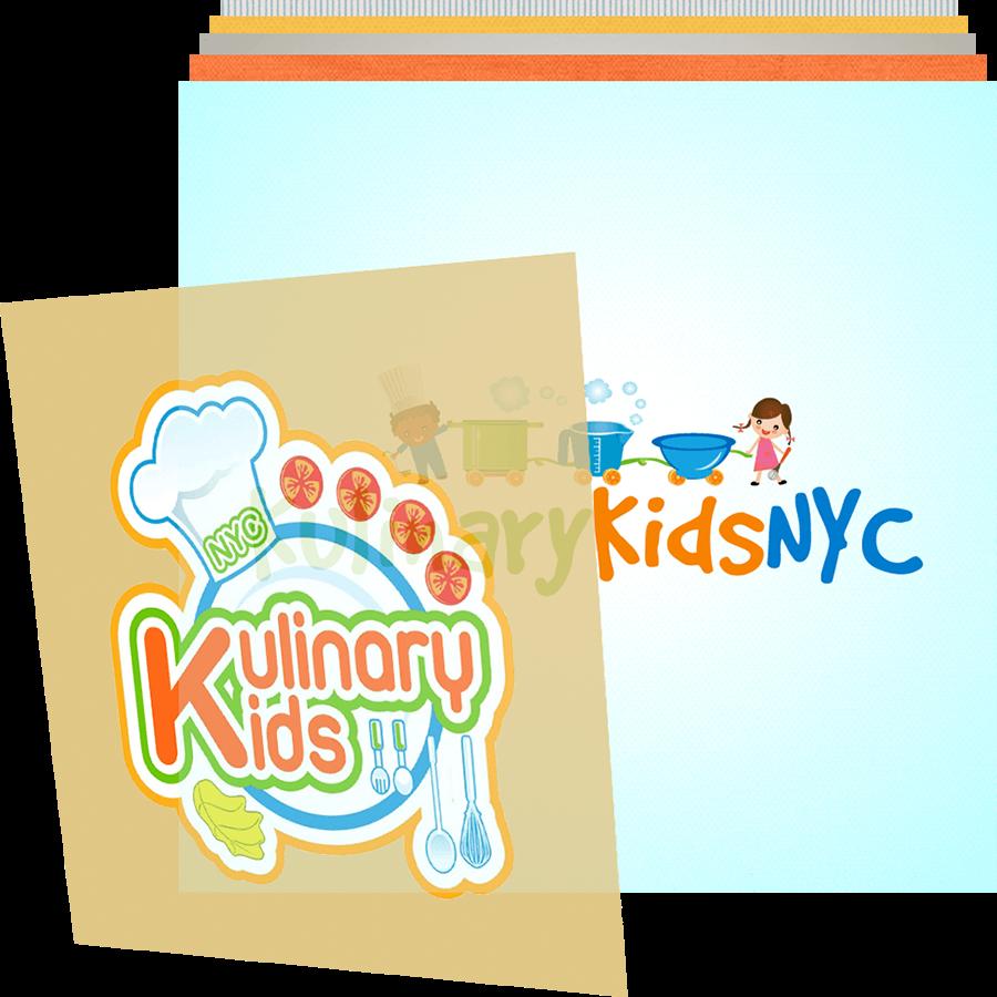 education logo design header