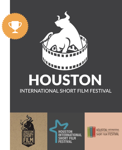 houston entertainment logo design