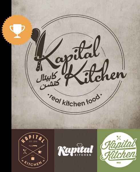 Restaurant logo design designs