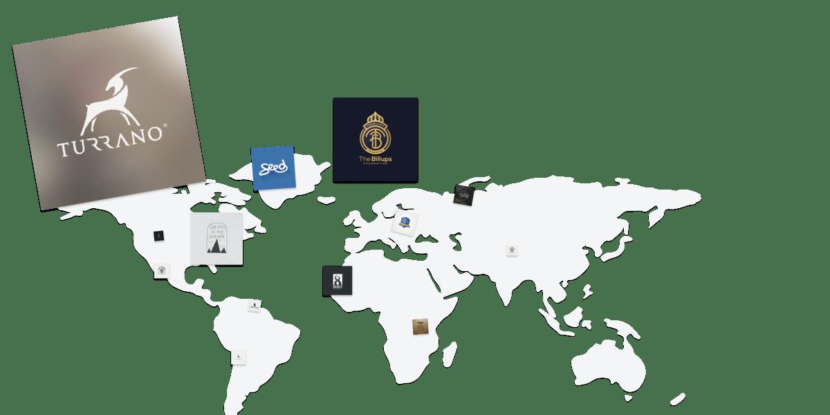 99designs around the world