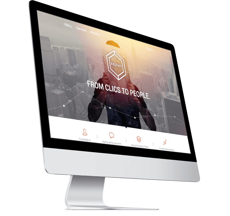 Responsive website design on a Mac