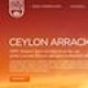 Runner up Web page design entry for Ceylon Arrack