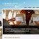 Runner up Web page design entry for Grossmann Jet Service