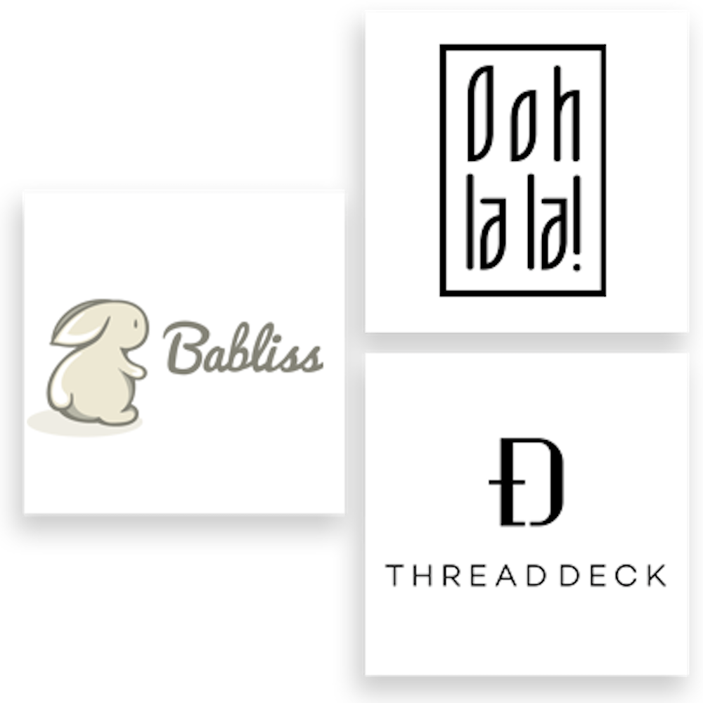 59 fashion logo designs that won 39 t go out of style 99designs for Home decor logo 99design