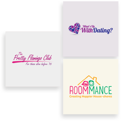 dating logo examples