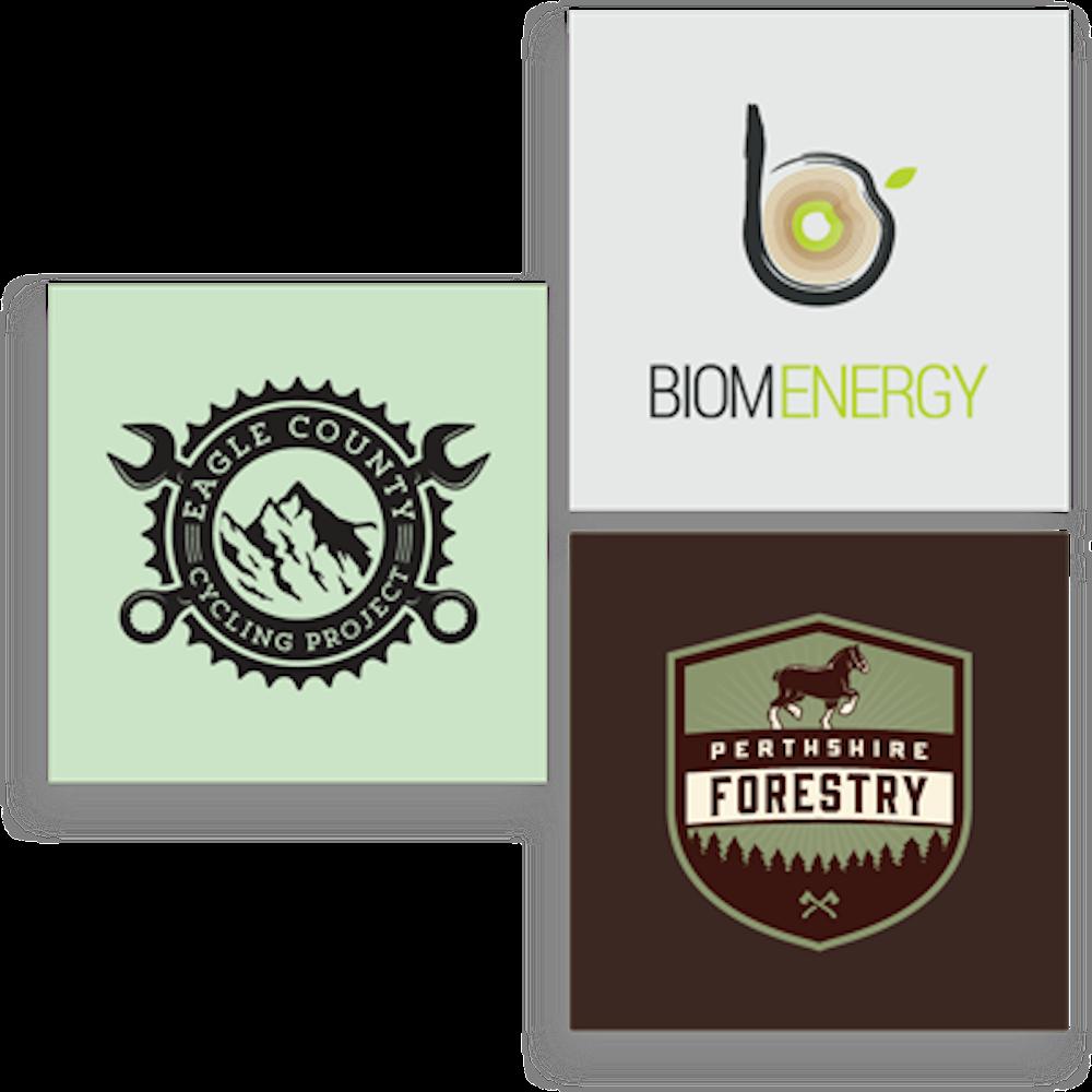 environmental logo examples