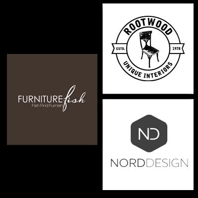 home furnishings logo examples