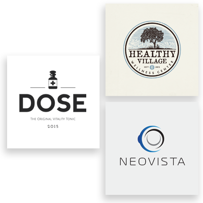 medical logo examples