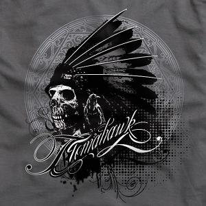 Winning T-Shirt entry for Tomahawk