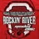 Runner up T-Shirt entry for Rockin' River