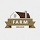 Runner up Logo design entry for Farm Organix