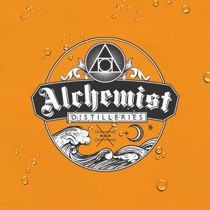 Winning Logo design entry for Alchemist Distilleries