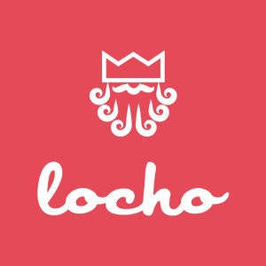 Winning Logo design entry for Locho
