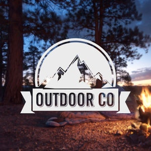 Winning Logo design entry for OutdoorCo
