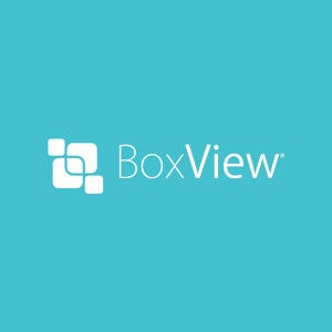 Winning Logo design entry for BoxView