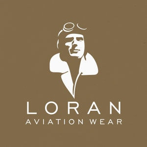 Winning Logo design entry for Loran Aviation Wear