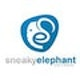 Runner up Logo design entry for Sneaky Elephant Software