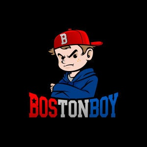 Winning Logo design entry for Boston Boy