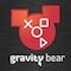 Runner up Logo design entry for Gravity Bear