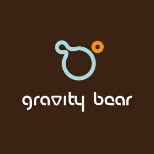 Winning Logo design entry for Gravity Bear
