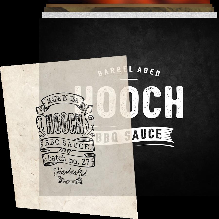 food & drink logo design header