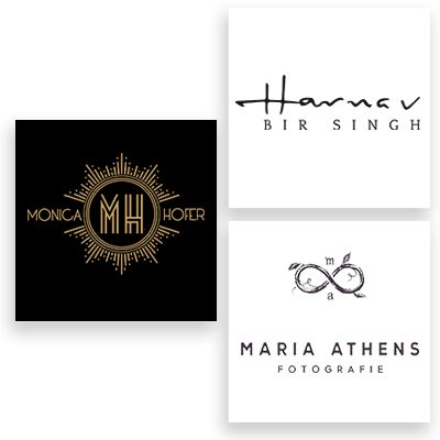 Design Logo Interior Design Logos Samples : Gallery Images And Information:  Creative Photography Logo Ideas