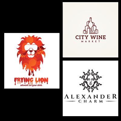 retail logo examples