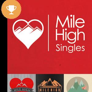 Create a logo for an innovative dating website