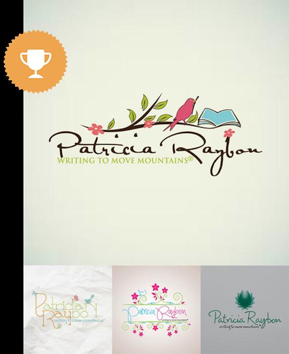 patricia raybon religious logo design