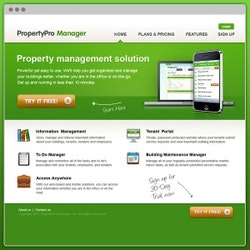 ロゴ for PropertyPro Manager by colourfreak