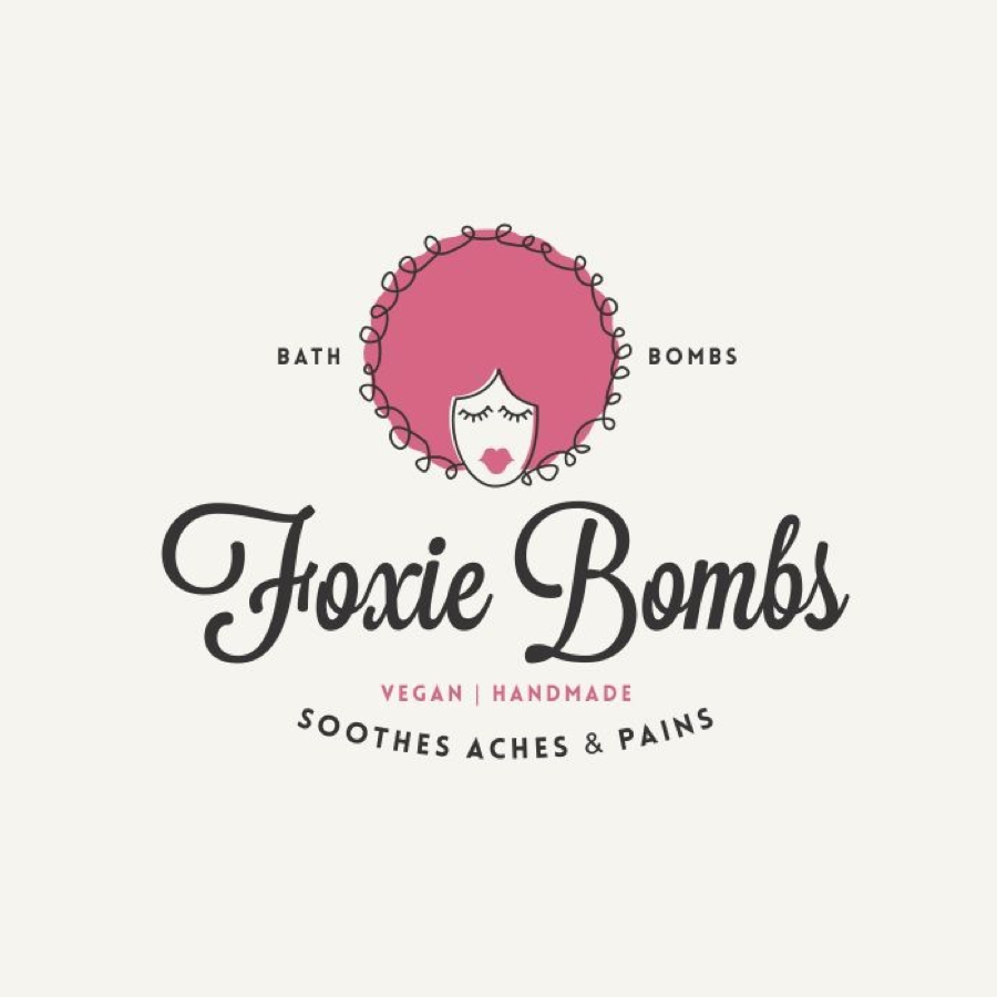 Winning logo design for Foxie Bombs by *sabrina*